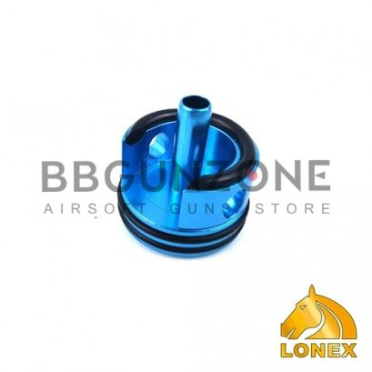 Lonex หัวกระบอกสูบ CNC Aluminum For Gear V.2