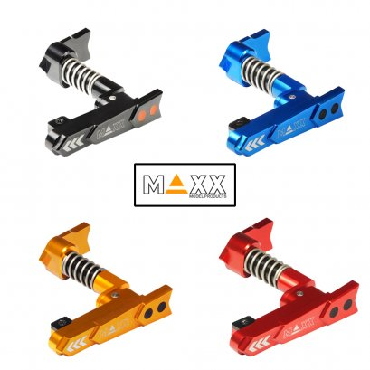 MAXX CNC Aluminum Advanced Magazine Release (Style A)
