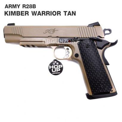 ARMY R28B Kimber TAN
