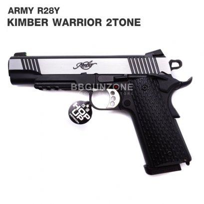 ARMY R28Y Kimber Silver