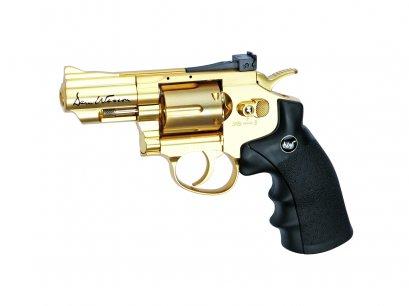ASG Dan Wesson 715 6 2.5 นิ้ว Gold