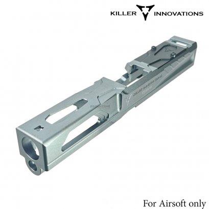 killer innovation : CNC GLOCK V1 SLIDE for Airsoft