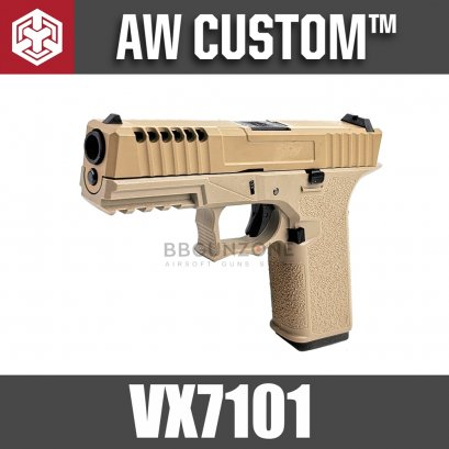 G17 Custom VX7101 - Armorer Work