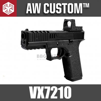 G17 MOS Custom VX7210 - Armorer Work