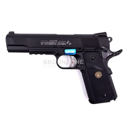 WE 1911 MEU Black Grip