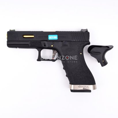WE G17 Glock 17 Brand War (T1)