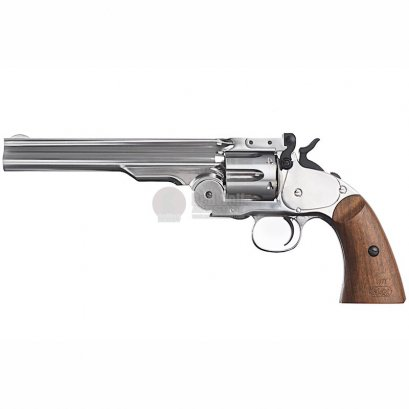 Gun Heaven 1877 MAJOR 3 Co2 Revolver - SV