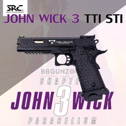 SRC Baba Yaga -John Wick 3 TTi Sti