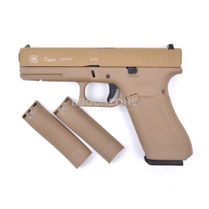 WE G17 Glock 17 Gen5 TAN