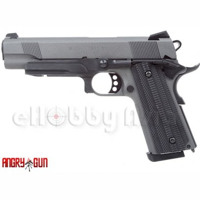 Angry Gun (Unicorn) 1911 Custom (Deluxe, Metal Grey)