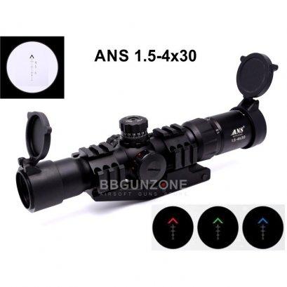 ANS 1.5-4x30 CQB Scope