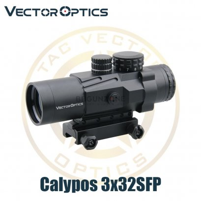 vector optics Calypos 3x32SFP Prism Scope