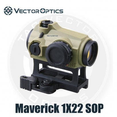 Vector Optics Maverick 1x22 SOP