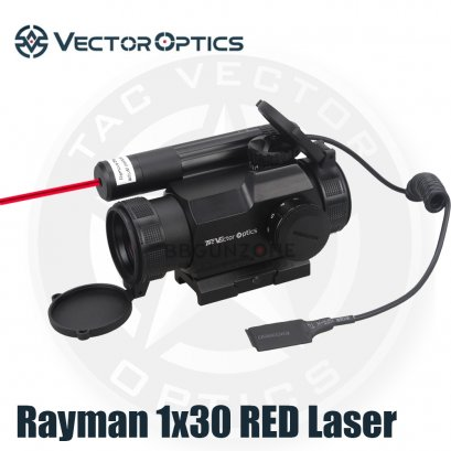 Vector Optics Rayman 1x30 Red Laser