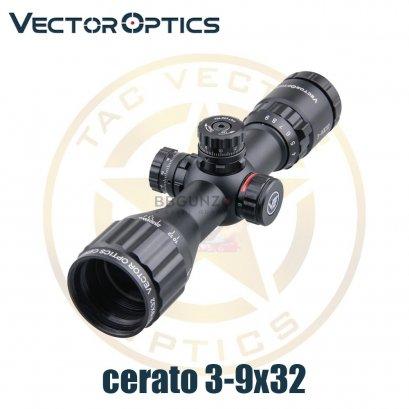 vector optics CERATO  3-9X32  Riflescope
