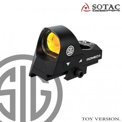 Zotac Gear : Romeo 03 M-007(Toy Ver.)
