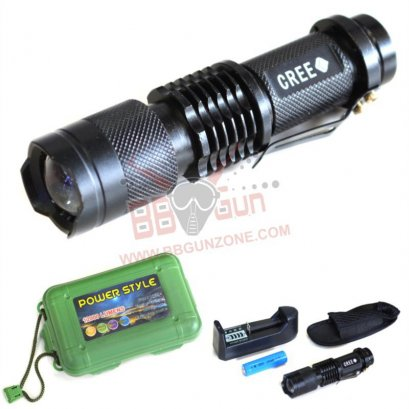 Power Style CREE Zoom ได้