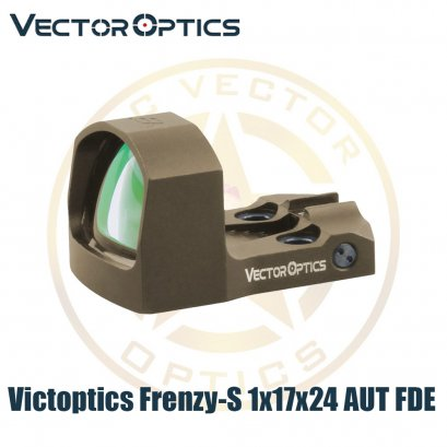 Vector Optics Victoptics Frenzy-S 1x17x24 AUT FDE