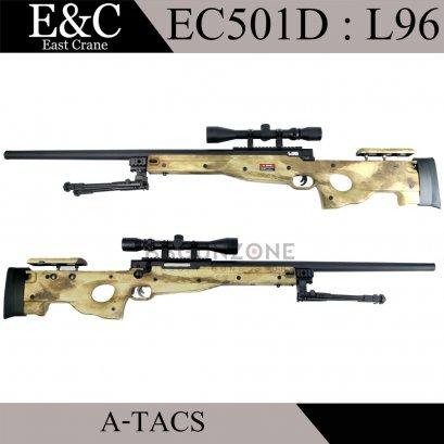 E&C 501DS L96 ลาย A-TACS