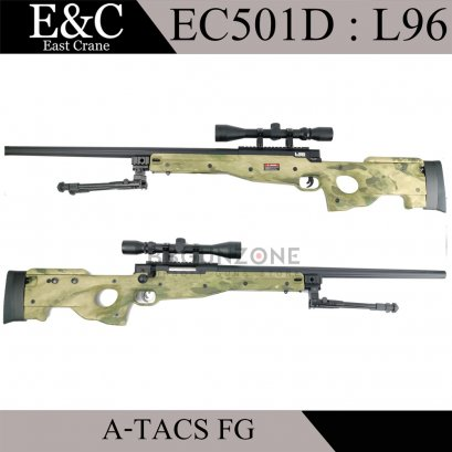 E&C 501DS L96 ลาย A-TACS FG