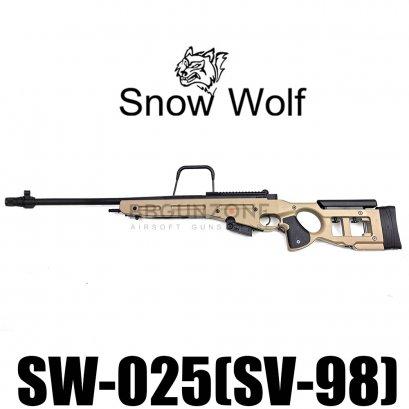 Snow wolf SV-98 SW-025 สีทราย
