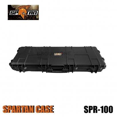 กล่องปืนยาว 100CM SPARTAN Case มีล้อลาก กันน้ำ มีวาวล์