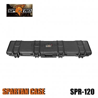 กล่องปืนยาว 120CM SPARTAN Case  กันน้ำ มีวาวล์