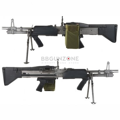 A&K MK43 MOD 0 M60E4/MK43