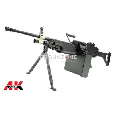 A&K M249 FN Minimi