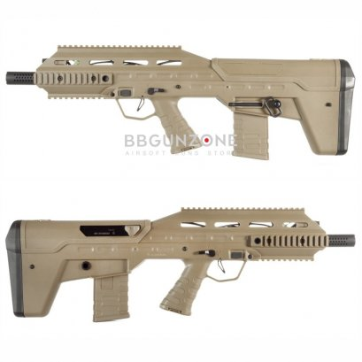 A.P.S. UAR 501 Urban Assault Rifle Blowback Tan