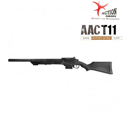 Action army ACC T11 Spring Airsoft BK