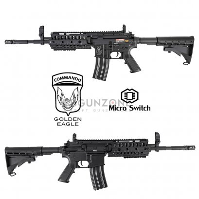 Golden Eagle M4 S-System E6613 ABS Body (Micro Swicth)