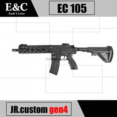 "E&C 105 HK416 D Geissele 10.5"" Gen4"