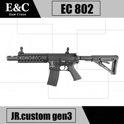 E&C 802 M7A1 S2 JR.custom Gen 3