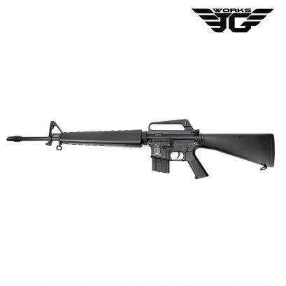 JG.Works M16A1 NO.1601MG