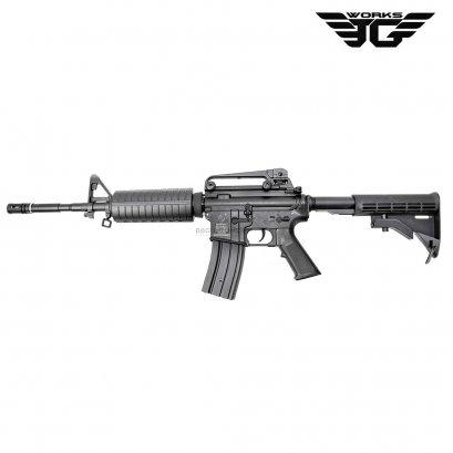 JG.Works M4A1 NO.4001MG