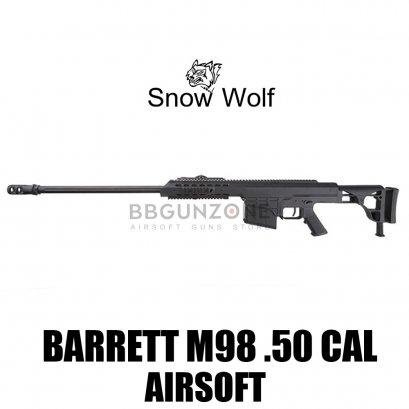 Snow wolf Barret M98B SW-016
