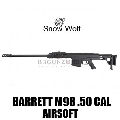 Snow wolf Barret M98B SW-016