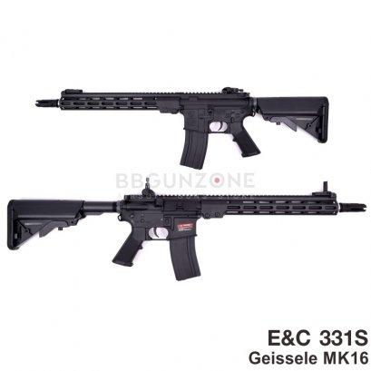 E&C 331S Geissele MK16 Gen3