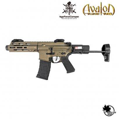VFC Avalon Calibur II PDW AEG TAN