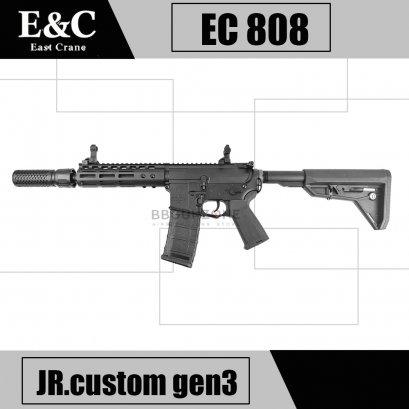 E&C 808 Noveske NSR-7 S2 JR.custom gen3