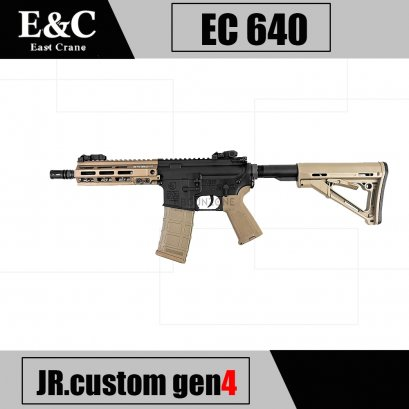 E&C 640 S4 : URGI MK8 M-LOK  7 นิ้ว DE GEN 4 QD2.0
