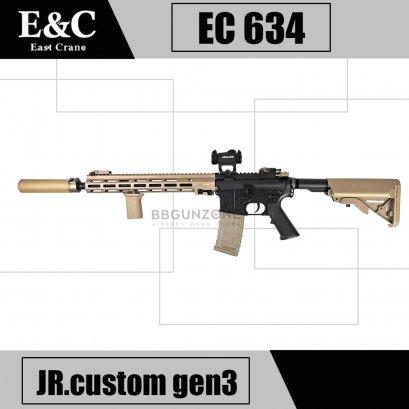 E&C 634 URGI MK16 S2 Gen 3