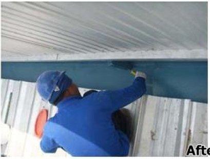 งานเคลือบป้องกันการรั่วซึม WaterProofing System
