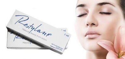 2 Box Restylane Lidocaine Natural Beauty From Within 1ml