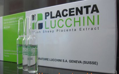 Lucchini Fresh Sheep Placenta Extract