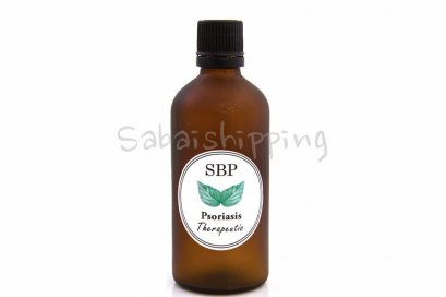 SBP BRAND GET RID OF PSORIASIS THERAPEUTIC ONCE AND FOREVER ECONOMY SET 100 ML.