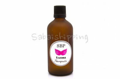 SBP BRAND GET RID OF ECZEMA THERAPEUTIC ONCE AND FOREVER ECONOMY SET 100 ML.