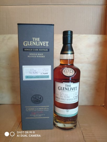 Glenlivet 19y Single Cask Edition 70cl (50.8%)