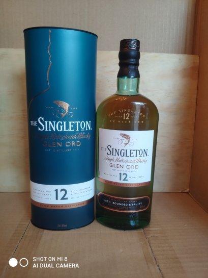 Singleton 12y Glen Ord 70cl